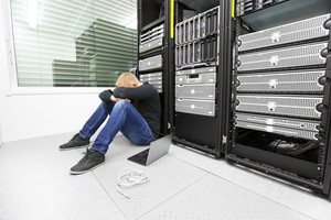 IT consultant with problems in datacenter