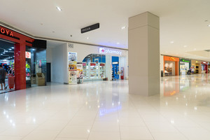 KUALA LUMPUR, MALAYSIA - APRIL 09, 2016: Damen shopping mall in USJ. A New Era Of Retail Lifestyle In Subang Jaya, Malaysia