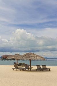 Mabul Island, Sabah, Malaysa.