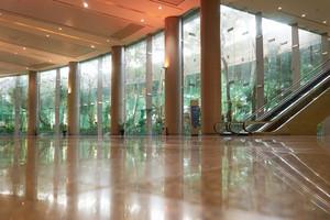 PUTRAJAYA, MALAYSIA - DEC 27: Hall interior view of Putrajaya International Convention Centre on December 27, 2015 in Putrajaya , Malaysia