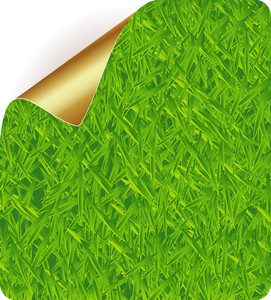 Grass Sticker.