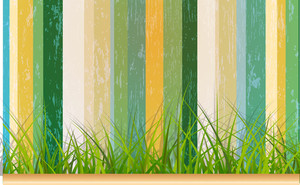 Grassline Striped Background