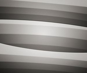 Gray Retro Striped Background