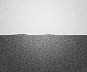 Gray Torn Paper Background