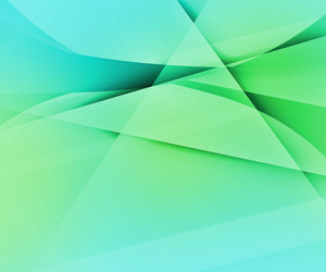 Green Abstract Background Image