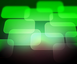 Green Abstract Computer Background
