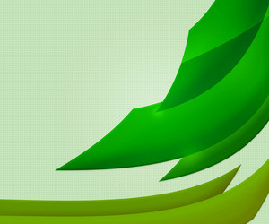 Green Abstract Shapes Background Texture