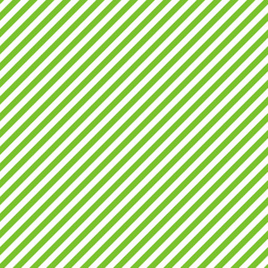 Green And White Diagonal Striped Pattern