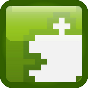 Green Apple Tiny App Icon