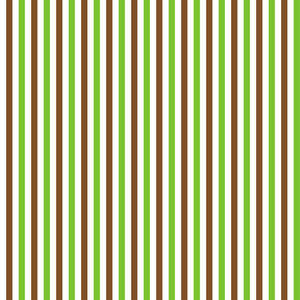 Green, Brown, And White Striped Pattern