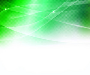 Green Business Abstract Background