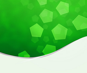 Green Business Background Texture