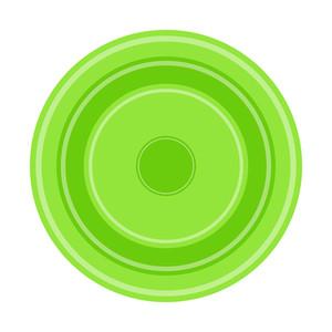 Green Circle Board
