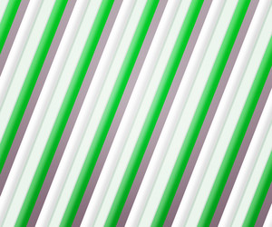 Green Clean Stripes Backdrop
