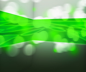 Green Data Transfer Abstract Background