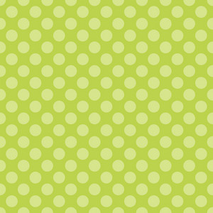 Green Dinosaur Paper With A Polka Dot Pattern