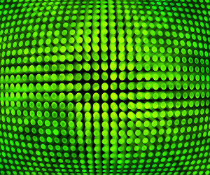 Green Disco Background Texture