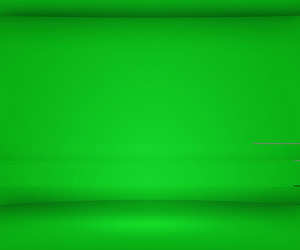 Green Empty Spot Background