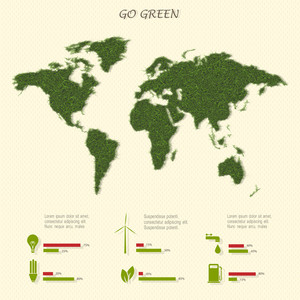 Green Energy Infographic