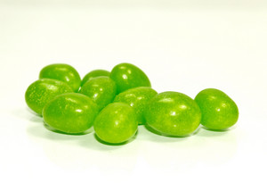 Green Jelly Beans