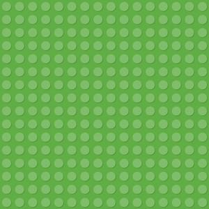 Green Lego Pattern