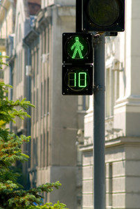 Green Light For Two Traffic Lights