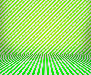 Green Lines Interior Background