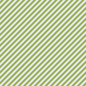 Green Monochrome Diagonal Striped Pattern