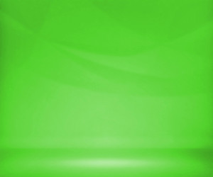 Green Photo Studio Background