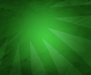 Green Rays Texture