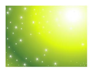 Green Sky