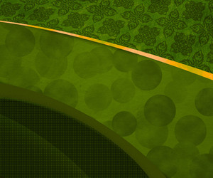 Green Vintage Luxury Background