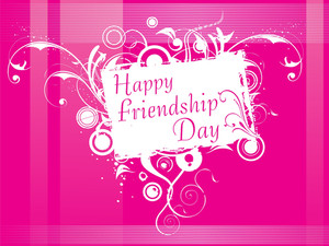 Gretting Card For Friendship Day