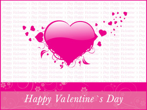 Gretting Card For Valentine Day