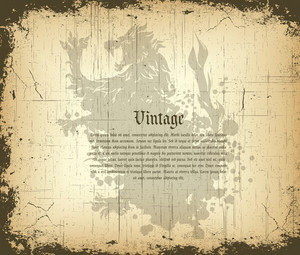Grunge Background Vector Illustration