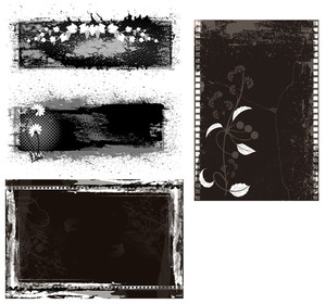 Grunge Banners And Backgrounds