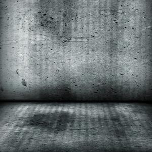 Grunge Concrete Interior