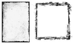 Grunge Frame Vectors