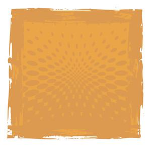 Grunge Halftone Banner