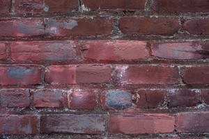 Grunge Red Bricks Texture