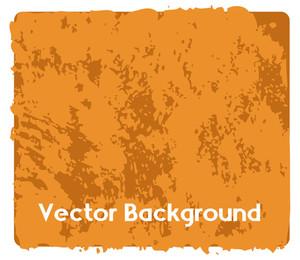 Grunge Rusty Banner Vector