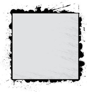 Grunge Scatter Banner