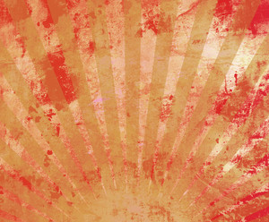 Grunge Sunbeam Background