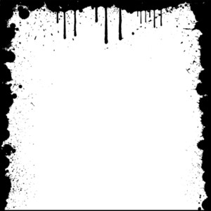 Grunge Texture Vector Frame Design