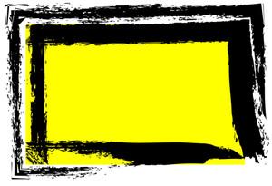 Grunge Vector Frame Banner Design