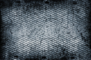 Grunge Wirecloth Fence Background