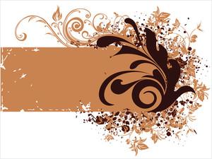 Grungy Creative Artwork Banner