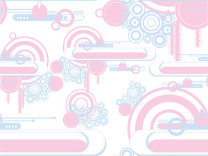 Grungy Creative Artwork Pattern Background