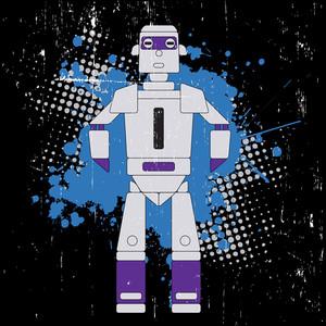 Grungy Robot