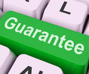 Guarantee Key Means Secure Or Assure